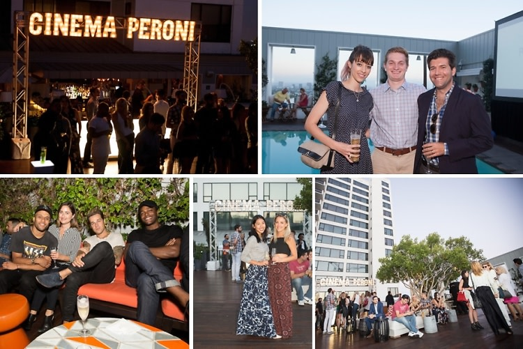 Inside The Gia Coppola x Peroni Grazie Cinema Series
