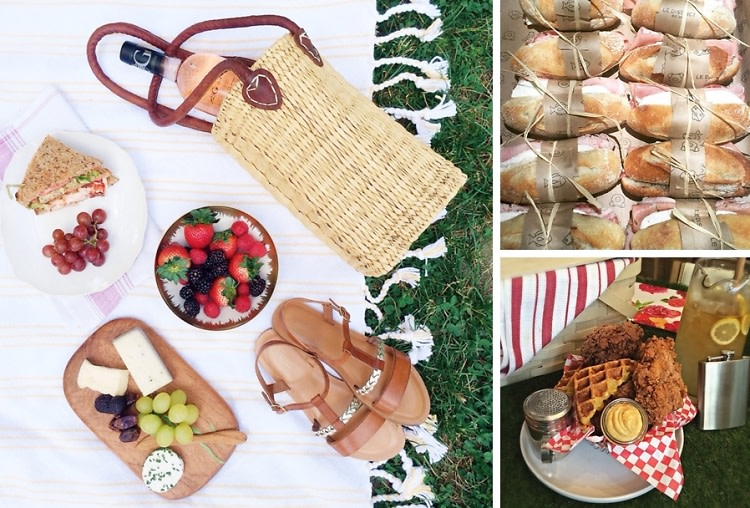 Prêt–à-Picnic: Your Guide To Getting The Ultimate Spread
