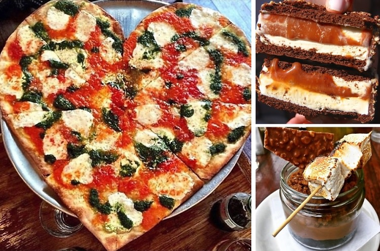 Forget Ben & Jerry's: The 10 Best Break-Up Foods In NYC