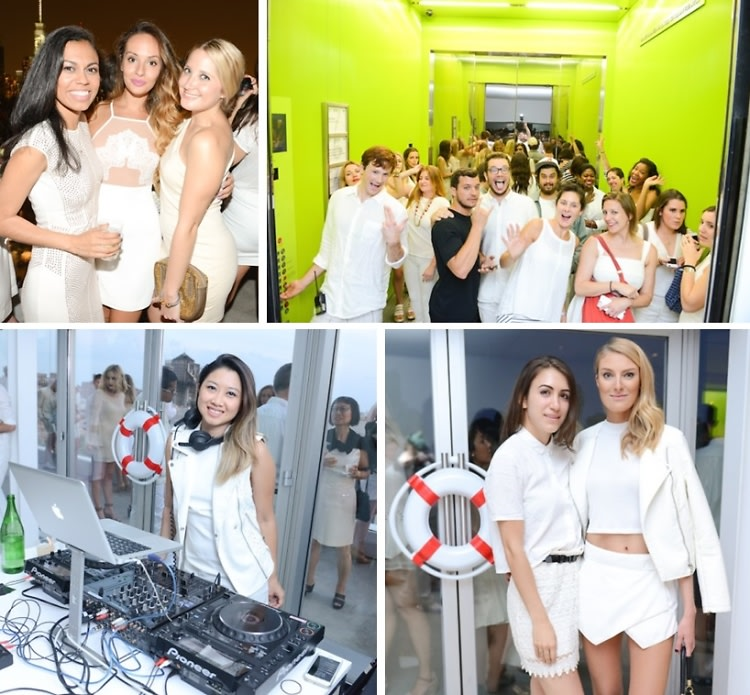 Inside The New Museum's Annual Summer White Party: #NewYachtRock