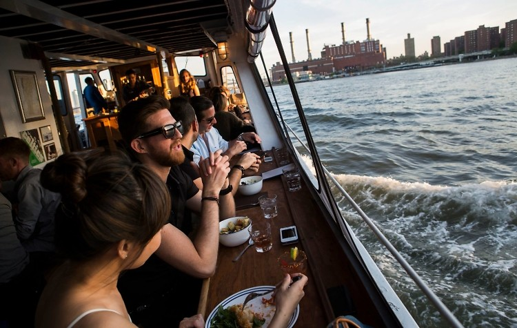 The Best Waterfront Restaurants In NYC
