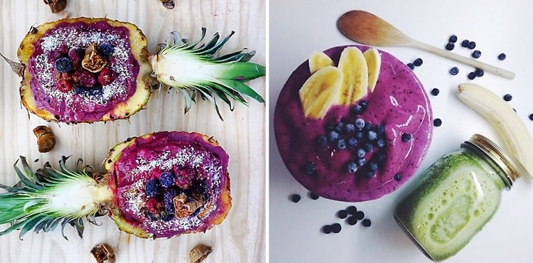 "Instagram ""It"" Food: Acai Bowls At Their Best"