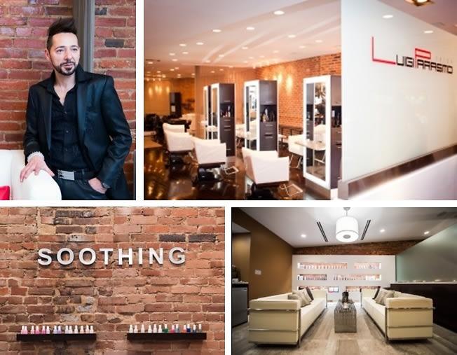 Interview: Luigi Parasmo Keeps It Polished At His Namesake Salon & Spa In Georgetown