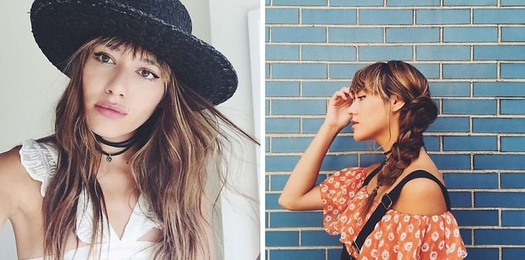 Natalie Suarez Of NatalieOffDuty Shows Us 3 Insta-Star Beauty Looks