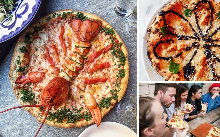 The 10 Most Exotic Pizza Pies In NYC