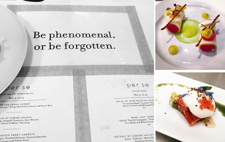 Easy On The Palate, Hard On The Wallet: The Most Pricey Prix Fixe Menus In NYC
