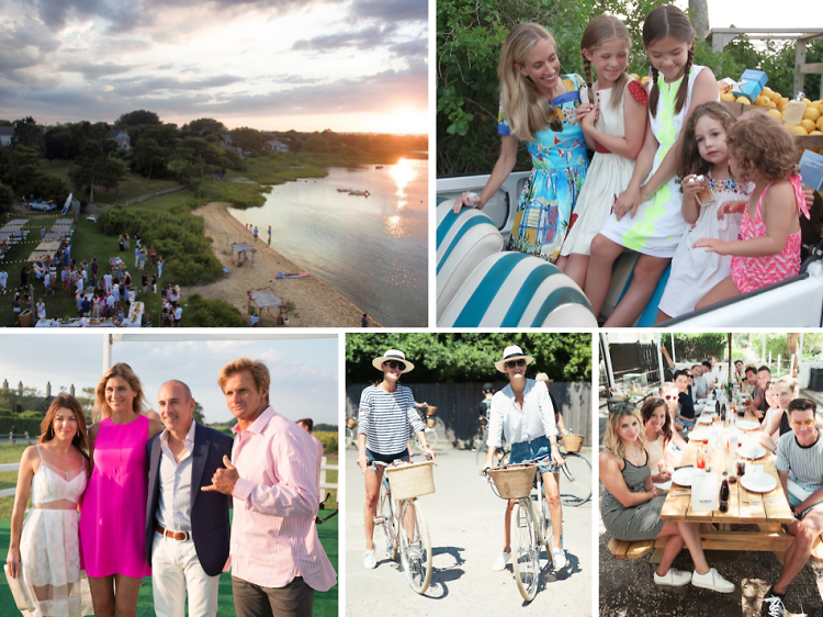 Last Weekends Hamptons Parties: A Look At What You Missed