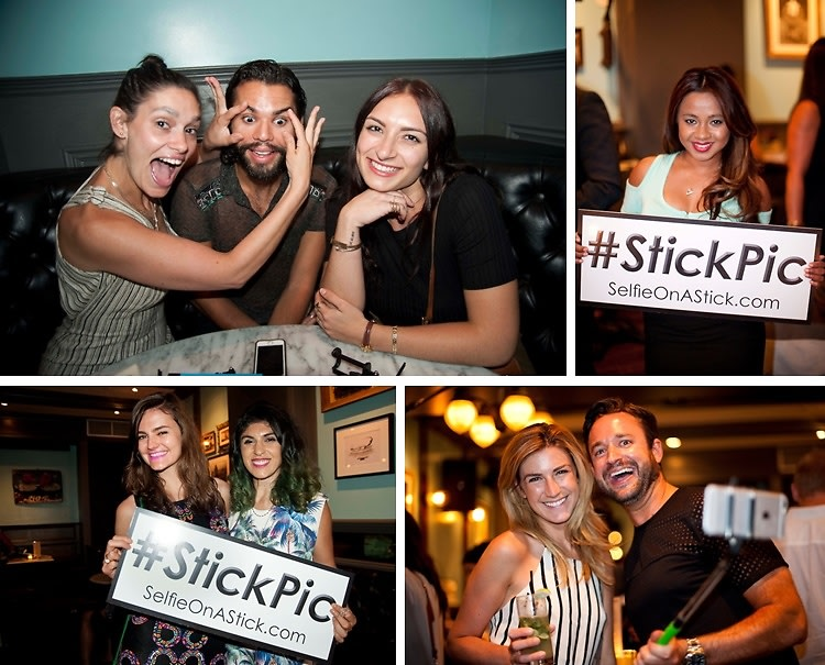 Inside The Selfie On A Stick Party In NYC