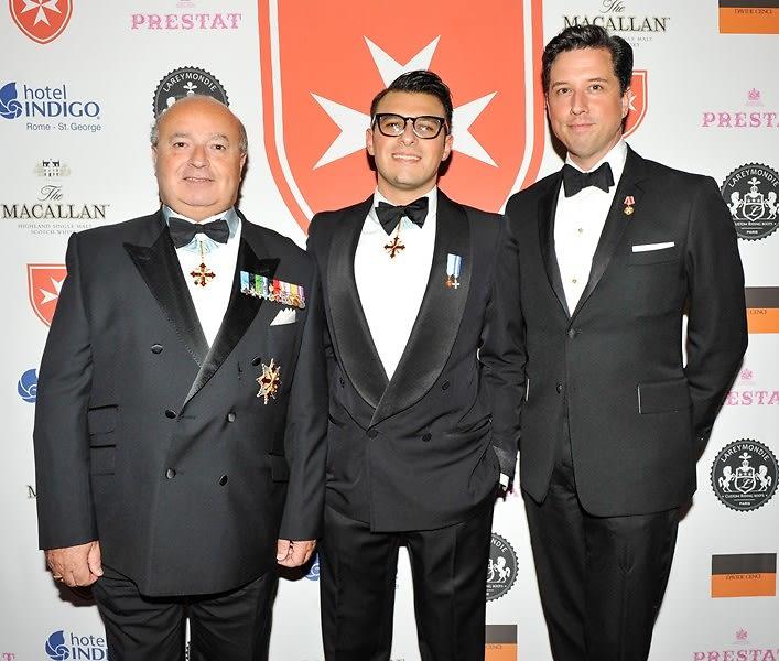 Pasquale Menna, John Viola, Nicholas Nicholson