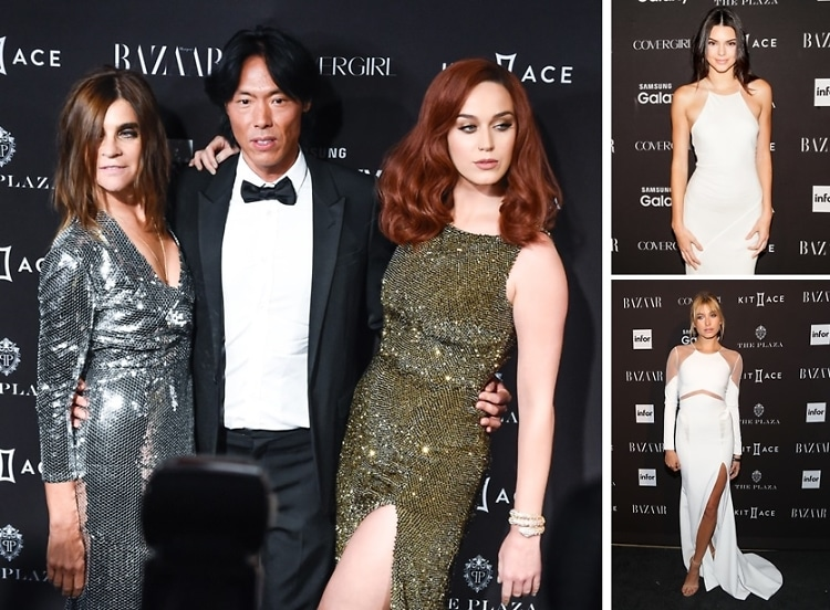Best Dressed Guests: Top 10 Looks At Harper's Bazaar ICONS