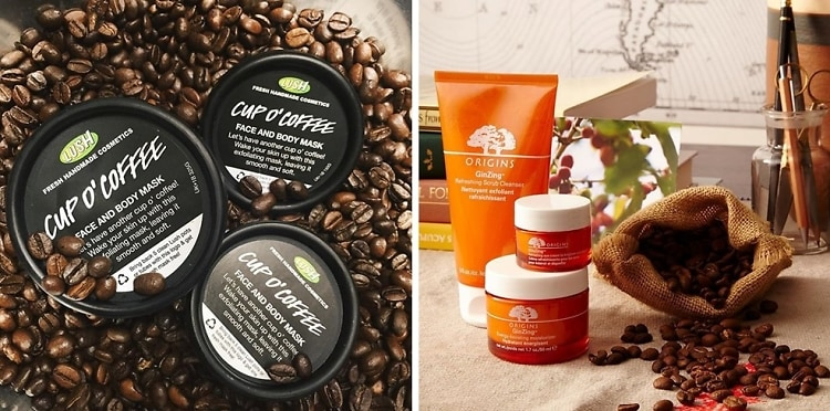 10 Coffee-Infused Beauty Essentials