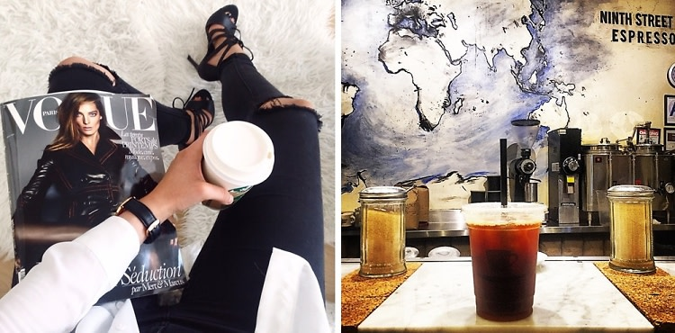Refuel At The Best Coffee Shops Near Every NYFW Venue