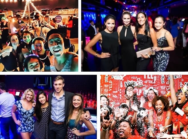 Last Night's Parties: Yelpchella, Free People Opens in Georgetown & More!