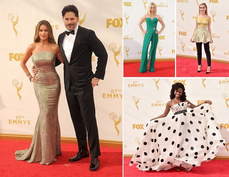 Best Dressed Guests: The Top Looks At The 2015 Emmy Awards