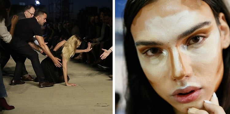 The Best Of The Worst Fashion Week #Fails