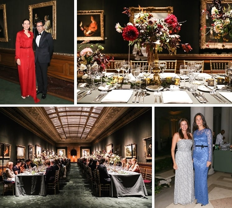 Inside The Annual Frick Collection Autumn Dinner