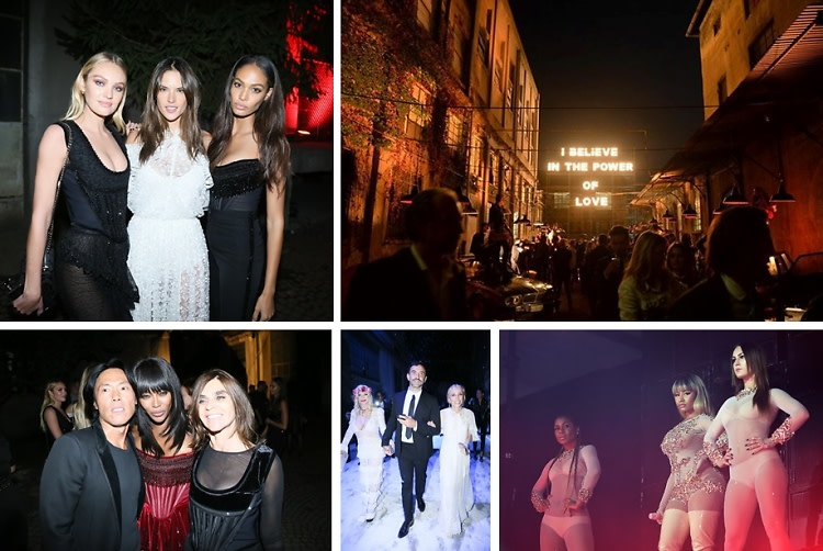 Givenchy Goes To Italy: Inside #GRTMilano17