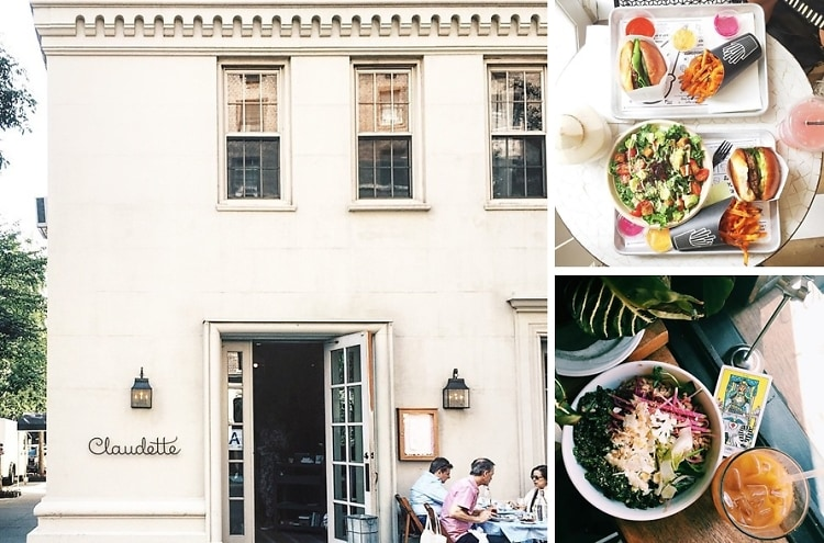 15 Hip & Healthy Spots To Snack This NYFW