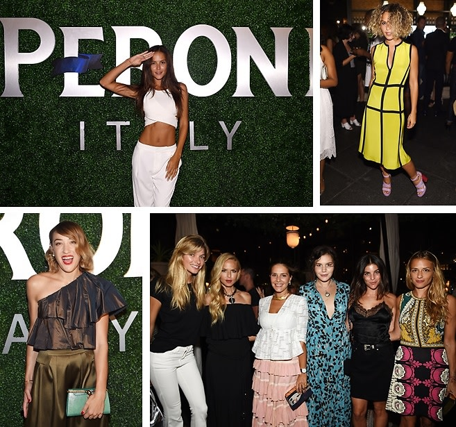 Margherita Missoni x Peroni Debut Fall Fashion Collaboration
