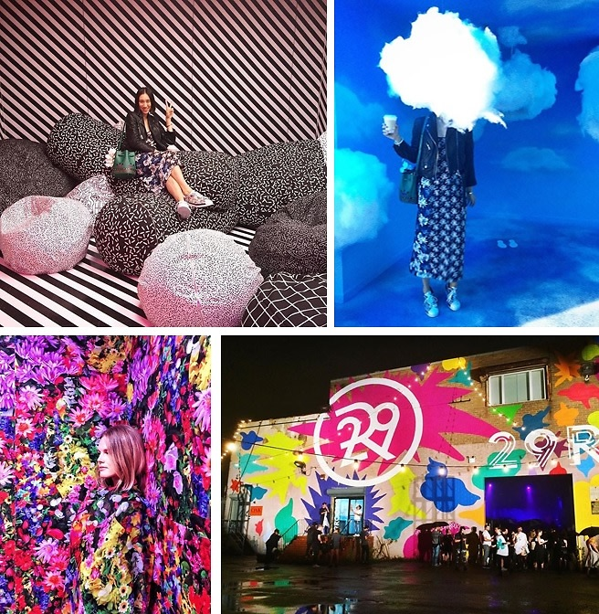 Refinery29 Turns 10 With #29Rooms & A Massive Brooklyn Warehouse Party