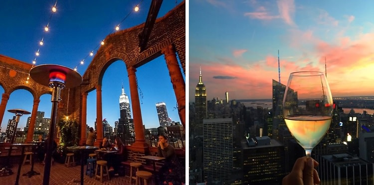 10 NYC Rooftops To Visit Before The Cold Kicks In
