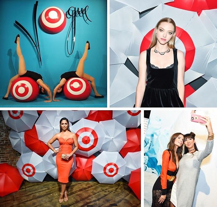 Amanda Seyfried, Emily Ratajkowski & Camila Alves Celebrate TargetStyle, In Vogue