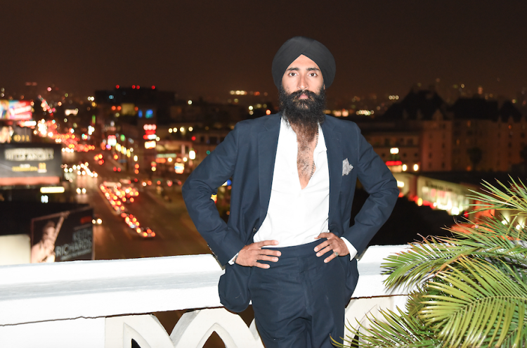 Waris Ahluwalia Supports Donald Robertson For GHURKA In L.A.