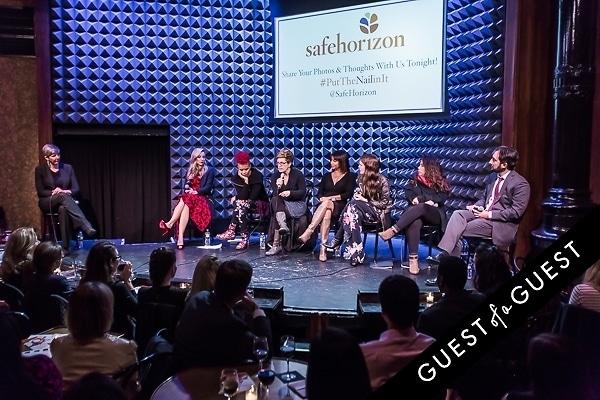 Safe Horizon Presents Public Forum: An Evening With Desdemona & Emilia