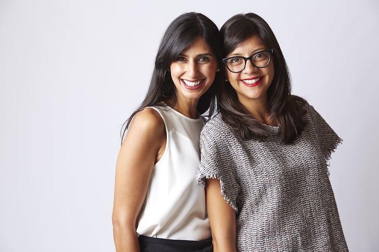 Shilpa Shah and Karla Gallardo