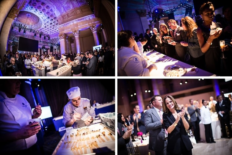 Inside The Autism Speaks Chefs Gala At Cipriani Wall Street