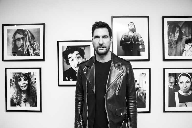 Interview: Dylan McDermott Talks About His First Photography Exhibit 'Street Life'