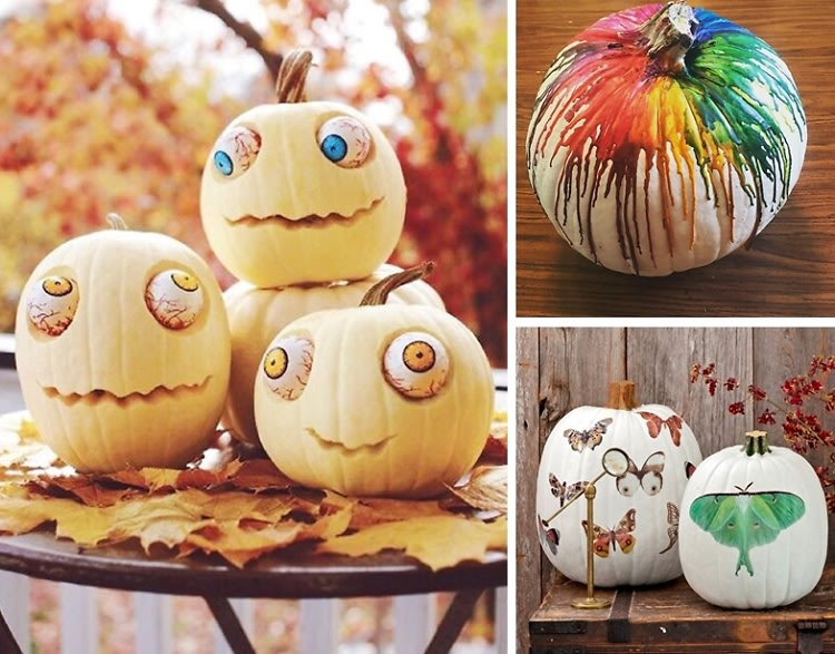 National Pumpkin Day: 10 Unique Jack-O-Lantern Alternatives
