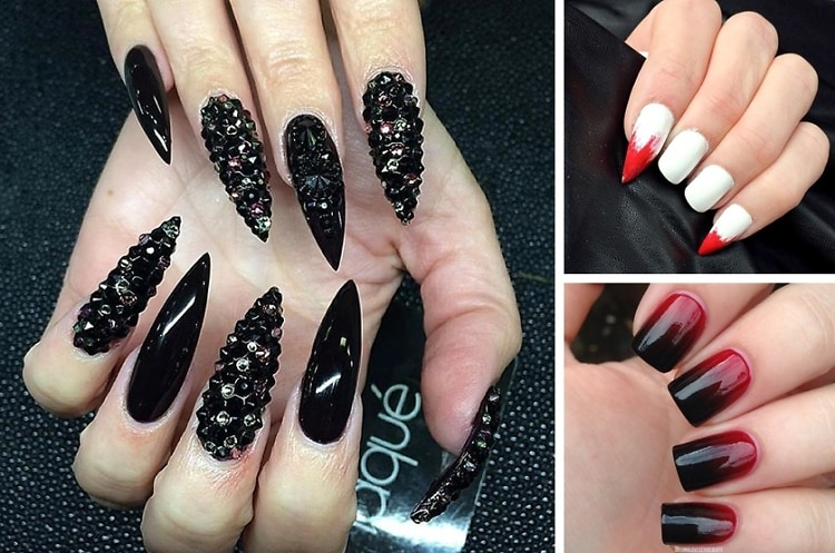 10 Halloween-tastic Nail Art Ideas