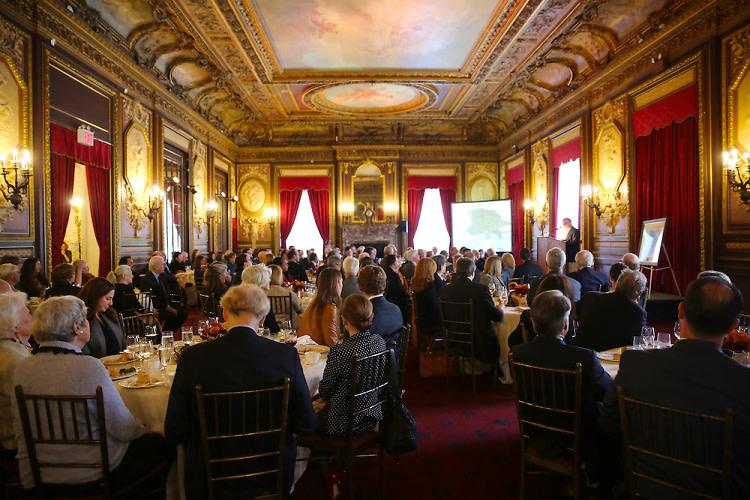 Inside The Audubon New York 2015 Keesee Award Luncheon