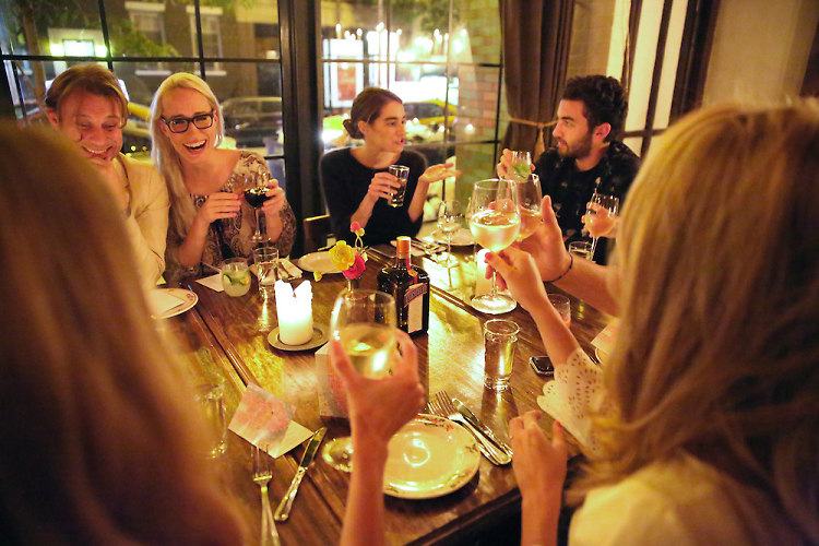 16 Private Dining Spots To Book For Your Next Holiday Party
