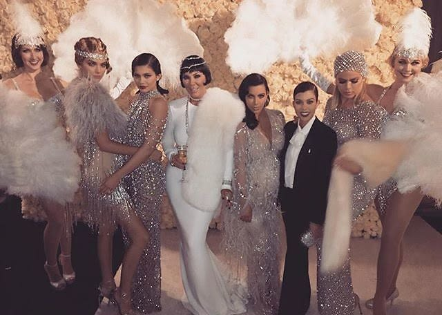 Kris Jenner's 60th Birthday