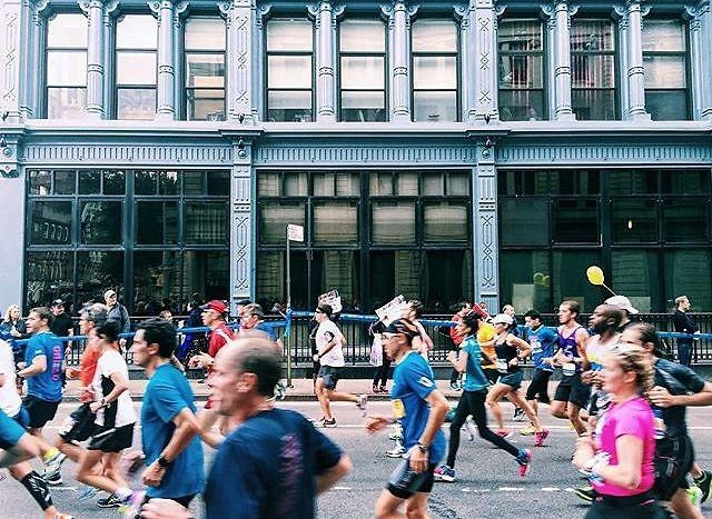 10 Spots To Toast The 2015 NYC Marathon