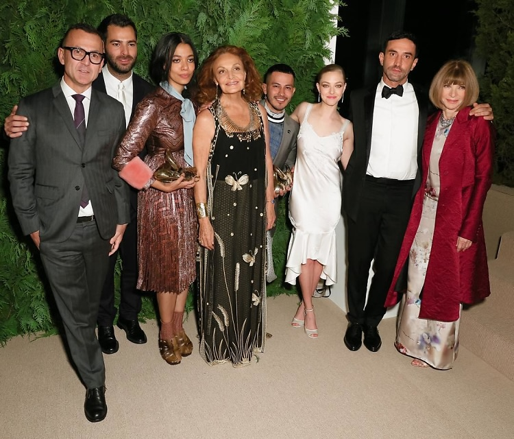 What You Need To Know About The 2015 CFDA/Vogue Fashion Fund Winners