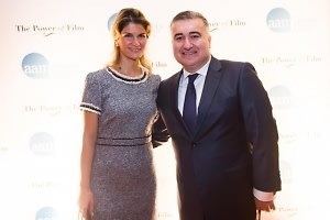 Ambassador Elin Suleymanov, Lala Suleymanov