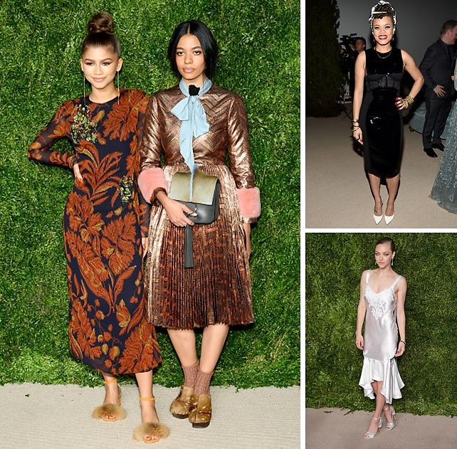 Best Dressed Guests: The 12th Annual CFDA/Vogue Fashion Fund Awards