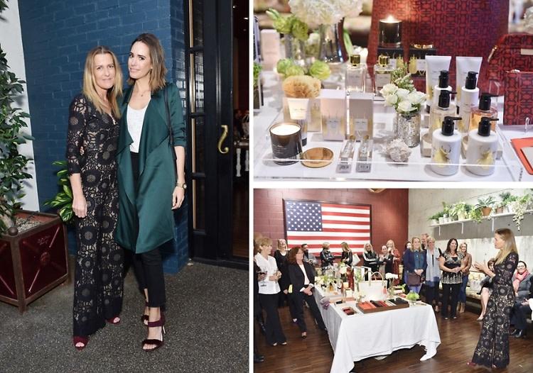 India Hicks & Louise Roe Celebrate West Coast Launch Of India Hicks Luxury Lifestyle Brand