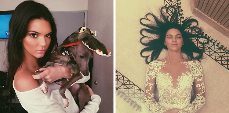 Happy Birthday Kendall Jenner! A Look At 8 Times She Broke Instagram