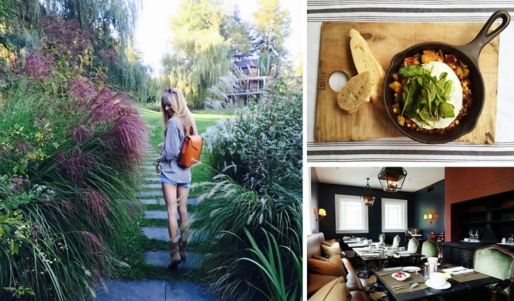 Farm To Table To Bed: Fall Foodie Destinations Near NYC