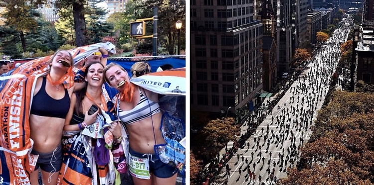 7 Tips For Running Your First NYC Marathon (Straight From A First-Timer)