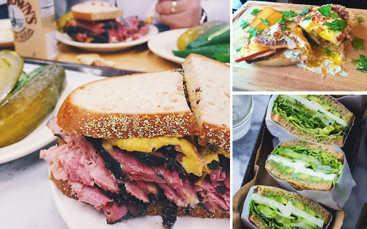 7 NYC Spots To Celebrate National Sandwich Day1