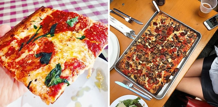 Hip To Be Square: Where To Get The Best Square Pizza In NYC