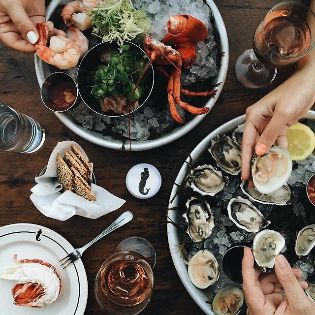 The 13 Best Seafood Restaurants In Nyc