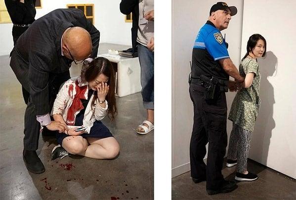 Art Basel Stabbing