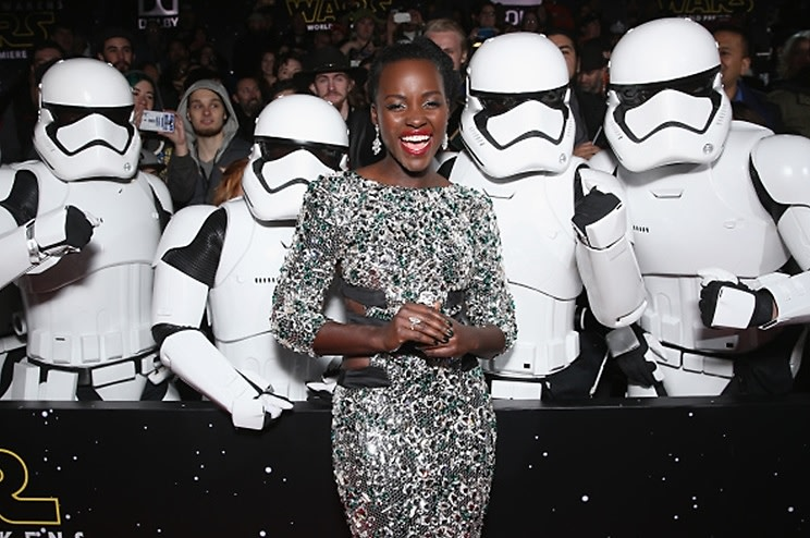 "Inside The World Premiere Of ""Star Wars: The Force Awakens"""
