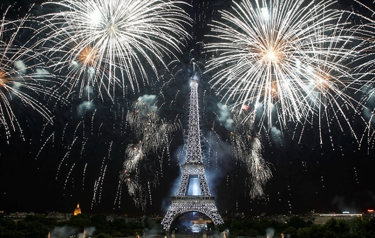 The Best New Year's Eve Parties Around The World1